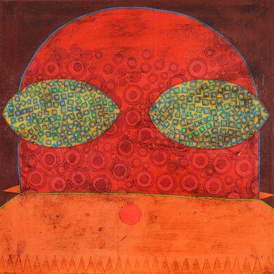 Gustavo Ortiz, 'Mask of hope V', 2017