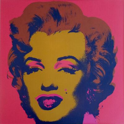 Andy Warhol, 'Marilyn Monroe II.27', 1967