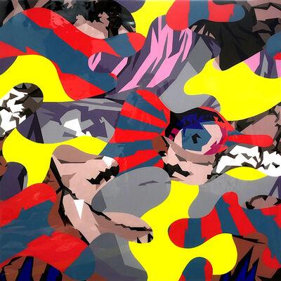 Fantasista Utamaro, 'Self Portrait #2', 2019