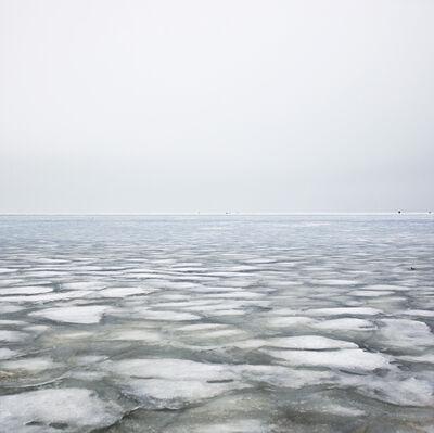Lucinda Devlin, 'Lake Huron #3, 12.30.2010', 2010