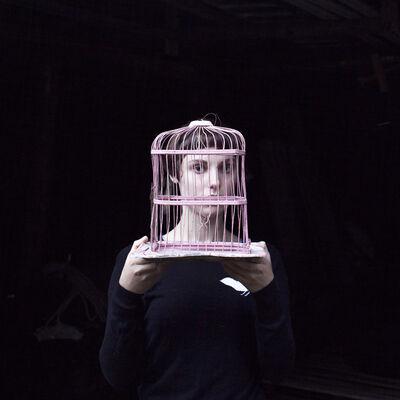 Cig Harvey, 'Birdcage, Sadie, Tenants Harbor, Maine', 2013