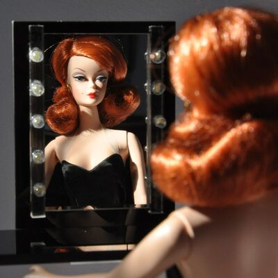 Andrea McCafferty, 'Barbie-Dusk to Dawn Series #2', N/A