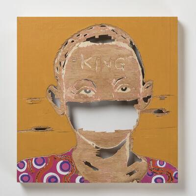 Aimé Mpane, 'Icônes Contemporaines#48', 2012