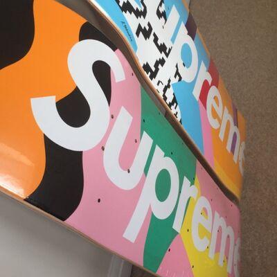 Supreme, 'SUPRME ALESSANDRO MENDINI SKATE DECKS SET ', 2016