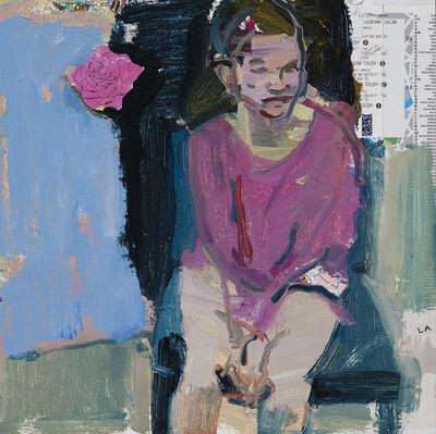 Jennifer Pochinski, 'La Vi En Rose', 2018