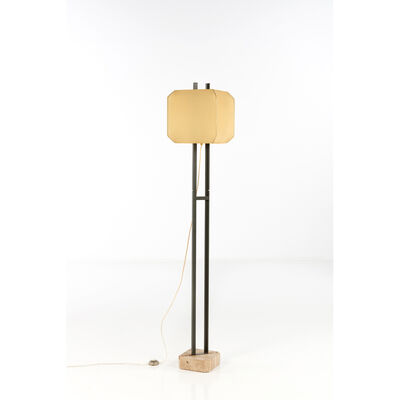Bruno Munari, 'Model No. 2003C said Bali; floor lamp', circa 1958