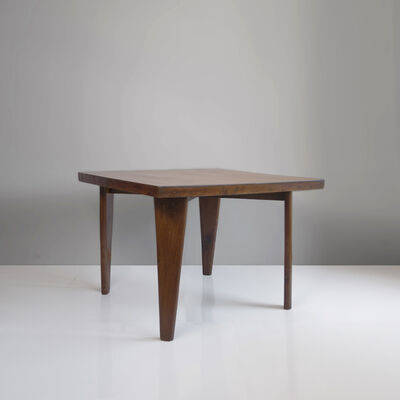 Pierre Jeanneret, 'PJ-TA-04-A Square table'