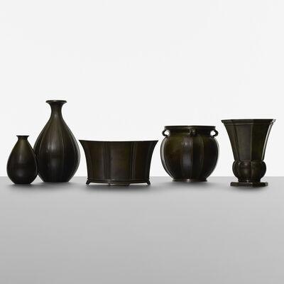 Guldsmeds Aktiebolaget, 'Collection of five vessels'