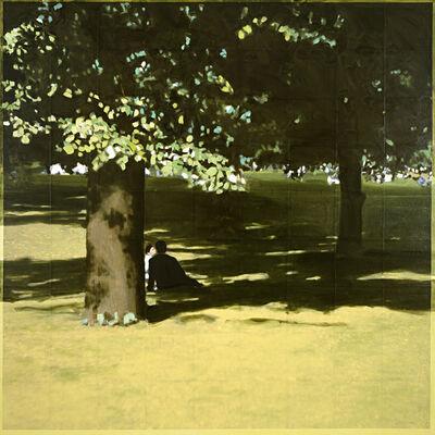 Isca Greenfield-Sanders, 'Abele Park', 2010