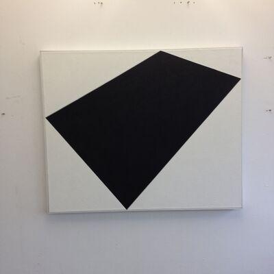 Ivo Ringe, 'MAGIC CARPET WHITE / BLACK', 2016/2019