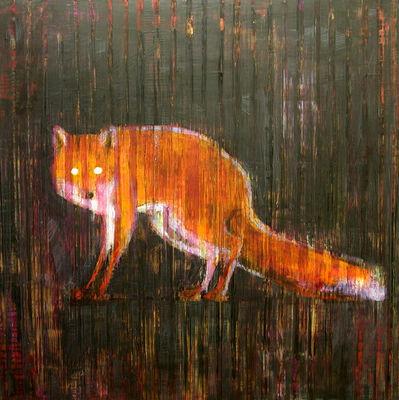 Les Thomas, 'Animal Painting 10-6704'