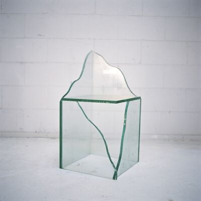 Guillermo Santomà, 'Glass Chair 5', 2016