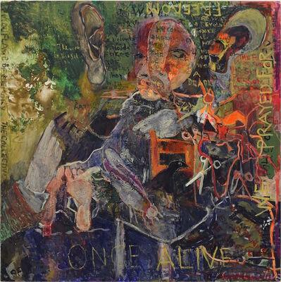 Anna Boghiguian, 'Once Alive We Prayed for Life', 2014