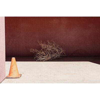 Natalie Christensen, 'Tumbleweed and Cone', 2019