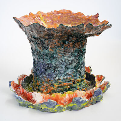 Rob Ventura, 'Phytomorphology Vessel D', 2018