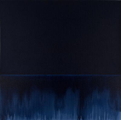 Juan Alonso-Rodríguez, 'Indigo Flow 7', 2018