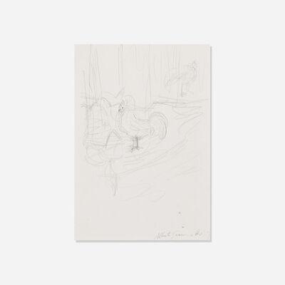 Alberto Giacometti, 'Coq', c. 1951