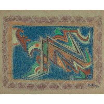 Paul Ahyi, 'Zolo', 1951