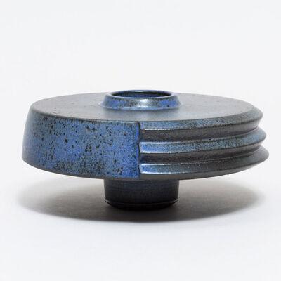 Ian McDonald, 'Shade Vessel (Deep Blue/Black w/removed parts)', 2016