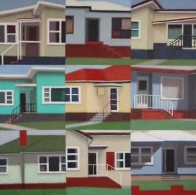 Peter O'Doherty, 'Nine fibros', 2016