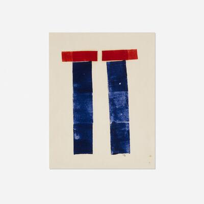 Lyman Kipp, 'Untitled', 1969