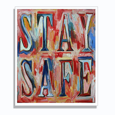 Bruce Adams, 'Stay Safe', 2020