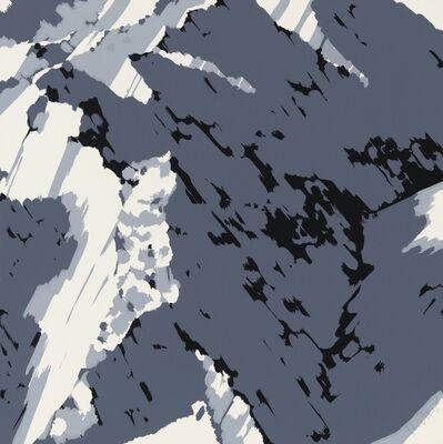 Gerhard Richter, 'Schweizer Alpen II A1 (Swiss Alps II A1)', 1969