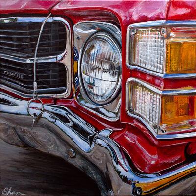 Shannon Fannin, '1971 Chevrolet Chevelle', 2019