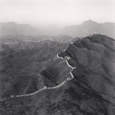 Michael Kenna, 'Si Ma Tai Great Wall, Beijing, China', 2007