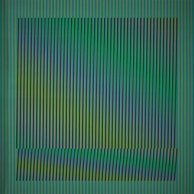 Polígrafa Obra Gráfica at Art Basel in Miami Beach 2019, installation view
