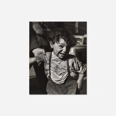 Art Shay, 'Gypsy Kid on Maxwell St', c. 1950