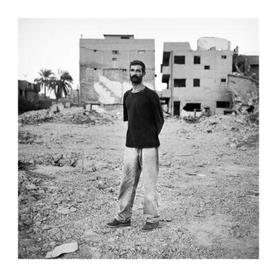 Sean Hemmerle, 'Security Guard, Baghdad', 2003