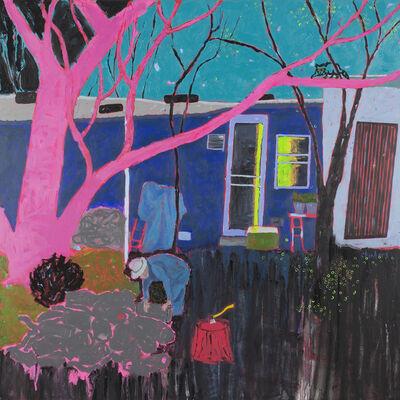 Lindy Chambers, 'Blue Tarp', 2020