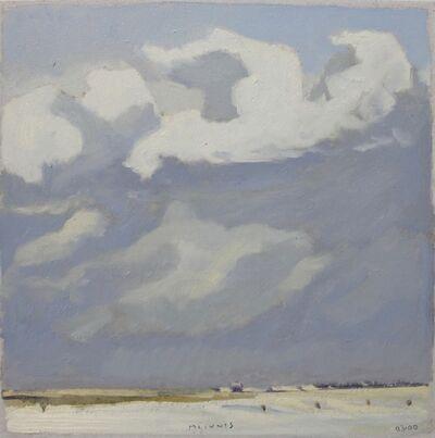 RFM McInnis, 'Nearly Spring (Clouds)', 2000