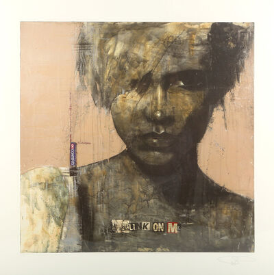 Guy Denning, 'Fucked Up Celebrity Portrait #1', 2008