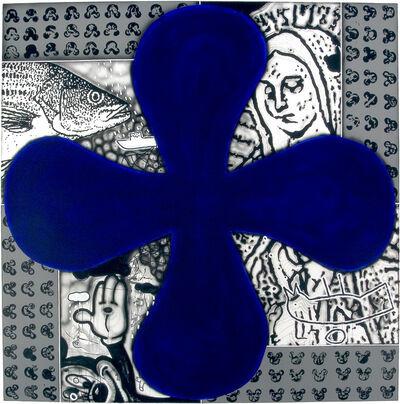 Michael Sarich, 'Blue Prop'