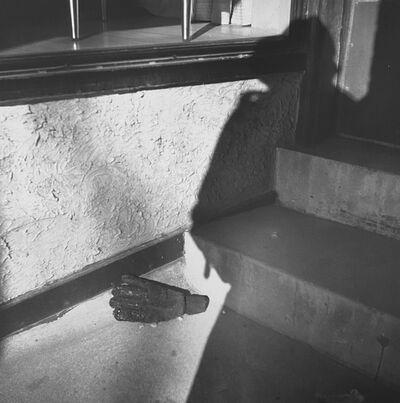 Vivian Maier, 'Self-portrait, Chicago area', ca. 1960
