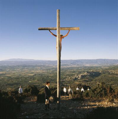 Bernard Faucon, 'La Crucifixion', 1979