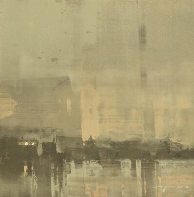 Jeremy Mann, 'Cityscape - Composed Form Study No. 22'