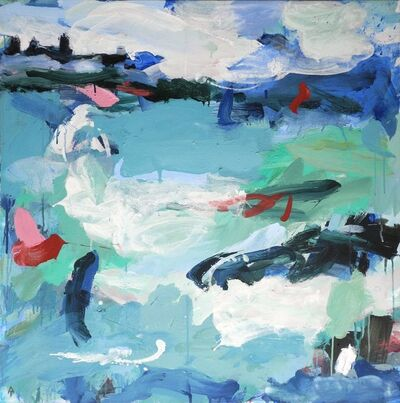 Ann Thomson, 'Water's Edge', 2014