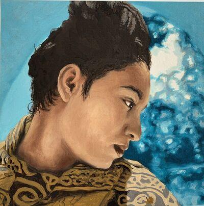 Layqa Nuna Yawar, 'Male Gaze', 2017
