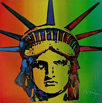 Peter Max, 'Liberty Head (Retro Suite I)', 1994