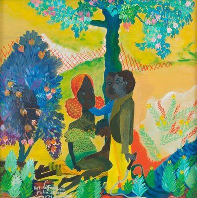 Felix Lafortune, 'Untitled (Four Figures)', dated 1979
