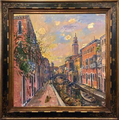 Bruno Zupan, 'Autumn Light, Canal San Barnaba', 2014