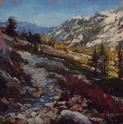 Lindsey Kustusch, 'Hiking the PCT', 2016