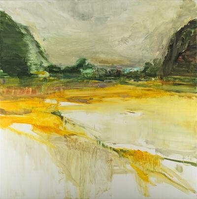 Edwige Fouvry, 'Marais Jaune', 2014