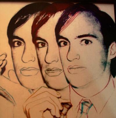 Andy Warhol, 'Jon Gould', 1981