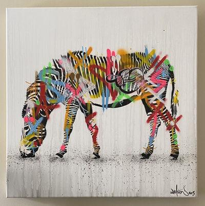 Martin Whatson, 'Zebra', 2013