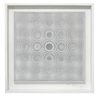 Alberto Biasi, 'Oggetto ottico-dinamico', 1964
