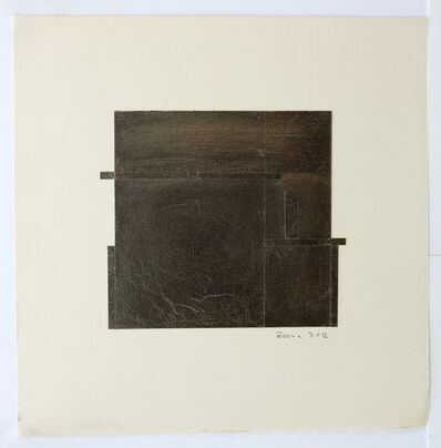 Zarina Hashmi, 'Untitled', 2012